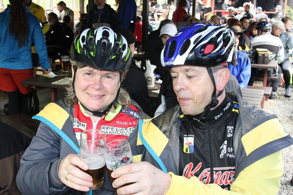 Třetí Cyklootvírák nymburského pivovaru.