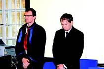 Vpravo odsouzený viník nehody