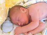 LUCAS VÍTEK se narodil 4. května 2018 v 8.06 hodin s délkou  50 cm a váhou 3 890 g. Na kluka už se těšili rodiče Lukáš a Dominika a sestřička Dominika z Milovic.