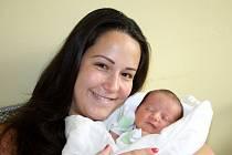 VIKTORIE JE Z OSKOŘÍNKA. Viktorie Sagnerová přišla na svět 5. září 2014 ve 3.13 hodin. Vážila 3 180 g a měřila 47 cm. Je prvním miminkem v rodině Markéty a Viléma z Oskořínka.