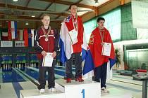 Martin Schejbal (vlevo) bral na mistrovství světa dvě zlaté medaile