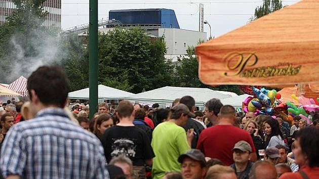 V nymburském pivovaru se konaly Slavnosti Postřižinského piva, kterých se zúčastnilo několik tisíc návštěvníků.
