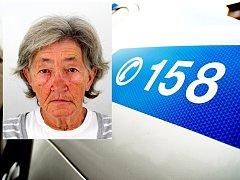 Policie žádá o pomoc při pátrání po pohřešované ženě slovenské národnosti čtyřiašedesátileté Ludmile Sedláčkové.