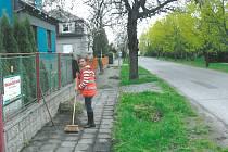 Nymburští Romové už mají s pracemi pro město zkušenosti.
