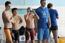 Plavci Lokomotivy Nymburk se na svých závodech rozhodně neztratili.