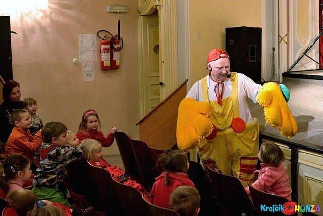 Křejčík Honza to s dětmi umí