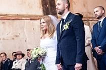 První svatba v nymburské kapli u divadla