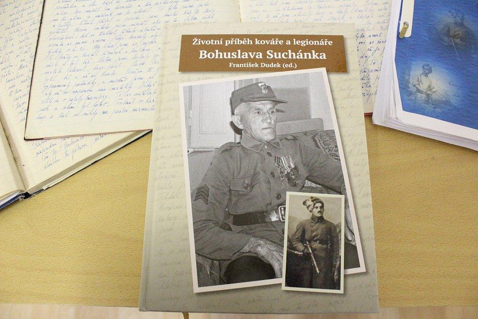 Křest pamětí Bohuslava Suchánka.