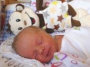 TOMÁŠ KETTNER se narodil 24. března 2018 v 1.49 hodin s délkou 48 cm a váhou 2 900 g. Na chlapečka se předem těšili rodiče Vladimír a Valerie z Týnce nad Lesy a dospělý brácha Daniel.