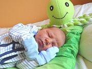 VIKTOR VLČEK se narodil 1. května 2018 v 16.19 hodin s délkou 49 cm a váhou 3 370 g. Na chlapečka už se těšili rodiče Luboš a Kateřina i bráška Vašík. Rodina je doma v Praze.
