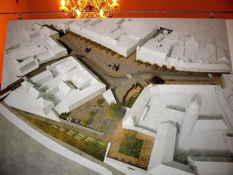 Návrhy na novou podobu Jiřího náměstí
