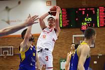 Basketbalisté Nymburka hrají ve středu na USK Praha