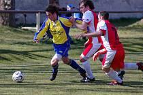 Utkání I.A třídy Sokoleč - Vlašim B (0:0)