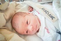 Marie Davidová, Sokoleč. Narodila se 24. března 2020 v 15.53 hodin v nymburské porodnici, vážila 3420 g a měřila 48 cm. Na prvorozenou holčičku se těšili rodiče Denisa a Tomáš.
