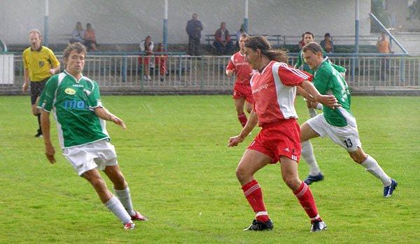 Fotbalisté nymburského Polabanu nestačili v dalším přípravném zápase na nováčka I.A třídy z Kouřimi.