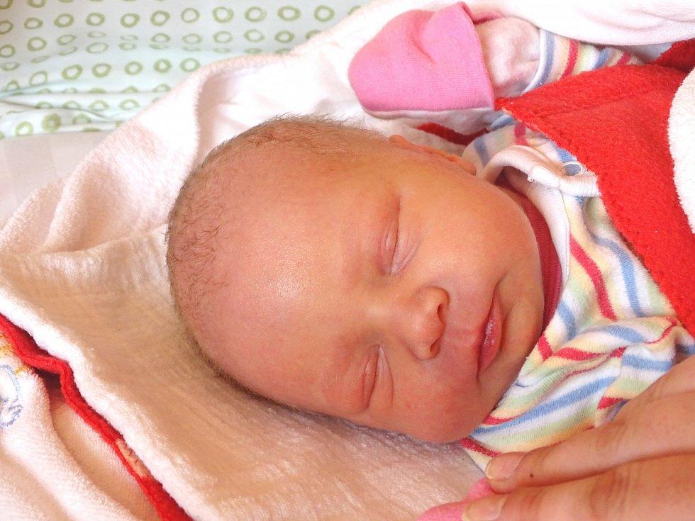 ELIŠKA SEIDLOVÁ se narodila 1. března 2018 v 10.45 hodin s délkou 46 cm a váhou 2 580 g. Z očekávané holčičky se radují rodiče Daniel a Veronika a také dvouletý bráška Tobias z Píst.