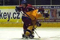 Junioři Nymburka vyhráli v Mariánských Lázních a postoupili do ligy.