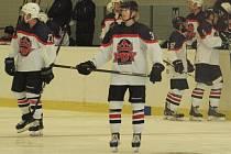Adam Bartoň, mladý hokejista poděbradského týmu