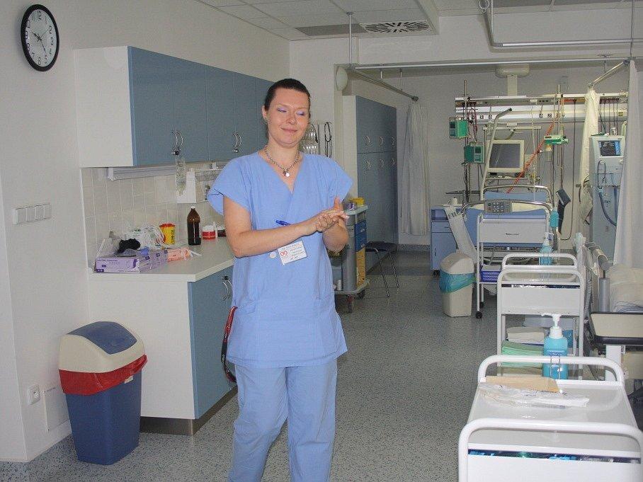 V nymburské nemocnici byla otevřena první část zrekonstruované interny.