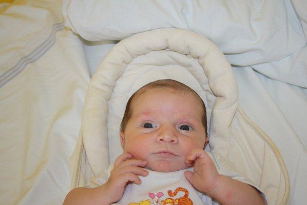 BENJAMIN PRVNÍ. Benjamin FISCHER se vypravil do světa 8. dubna 2016 v 1.10 hodin. Prvorozené miminko maminky Anety a táty Jiřího vážilo 3 760 g a měřilo 52 cm. A všichni budou bydlet v Milovicích.