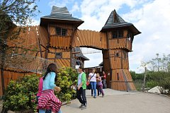 Zábavní a rodinný park v Milovicích na Nymbursku.