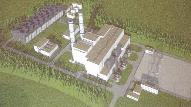Mochovští řekli jasné ne paroplynové elektrárně, která měla mít výkon jako polovina Temelína.