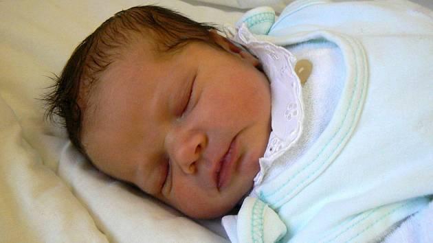 ALAN PO TÁTOVI. Ve středu 19. listopadu v 19.55 hodin se rodičům Alanovi a Evě z Milovic narodil syn Alan. Prvorozený měřil 52 cm a vážil 3500 g.