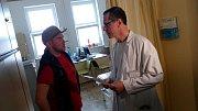 V městecké nemocnici se konala preventivní akce Den zdraví.