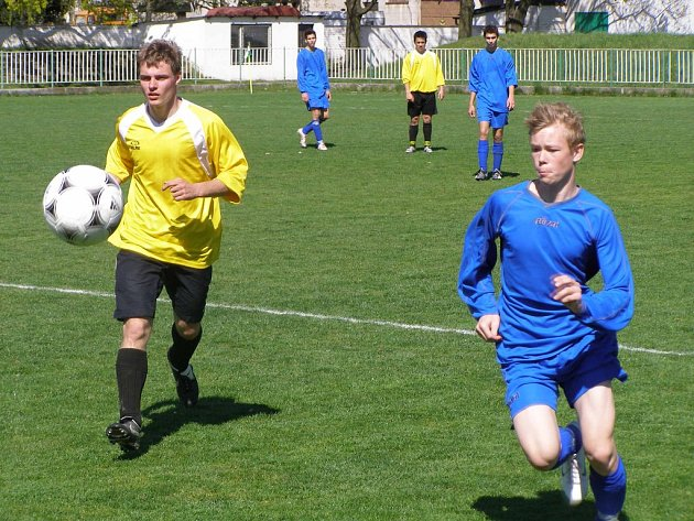 Fotbalistům nymburského Polabanu se 28.kolo vydařilo.