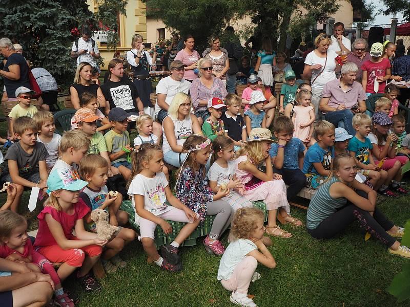Za velkého zájmu veřejnosti z Libice a širokého okolí se uskutečnil třetí ročník Slavníkovského dne.