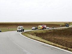 Nehoda ze 7.1. 2012