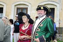 Slavnosti hraběte Šporka 2011 v Lysé nad Labem.
