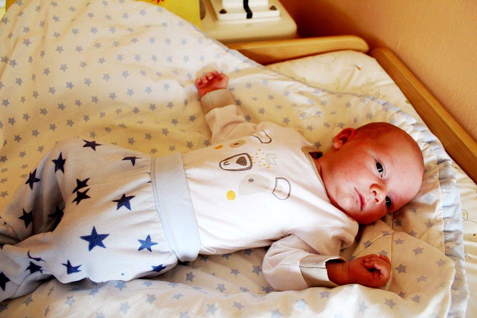 Ondřej Tichý, Praha. Narodil se 1. července 2019 v 19.36 hodin, vážil 4 330g a měřil 53 cm. Těšili se na něj rodiče Adriana a Ondřej.