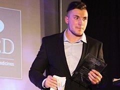 SYMPAŤÁK MARTIN FUKSA vyhrál znovu anketu Nejúspěšnější sportovec Nymburska.