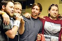 Členové kapely Pištův sklep