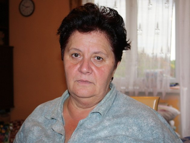 Marcela Denemarková.