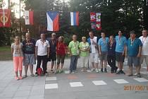 Turnaj v pétangue v Hrochově Týnci opanovali borci z Kostomlat.