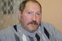 Léčitel Vladimír Hakl.