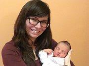 KAROLÍNA Chalupníková se narodila v úterý 5. prosince 2017 v 10.41 hodin s mírami 47 cm a 2 890 g. Prvorozená bydlí s rodiči Vítem Chalupníkem a Petrou Obršlikovou v Praze.