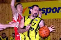 Už desáté derby mezi sebou sehráli basketbalisté Sadské a Nymburka