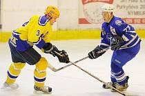 Hokejisté Nymburka ve středu vyzvou na souboj největšího rivala. Postaví se ve své hale celku Kolína.