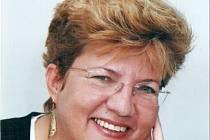Marie Formáčková - nominovaná do ankety Zlatý Ámos.