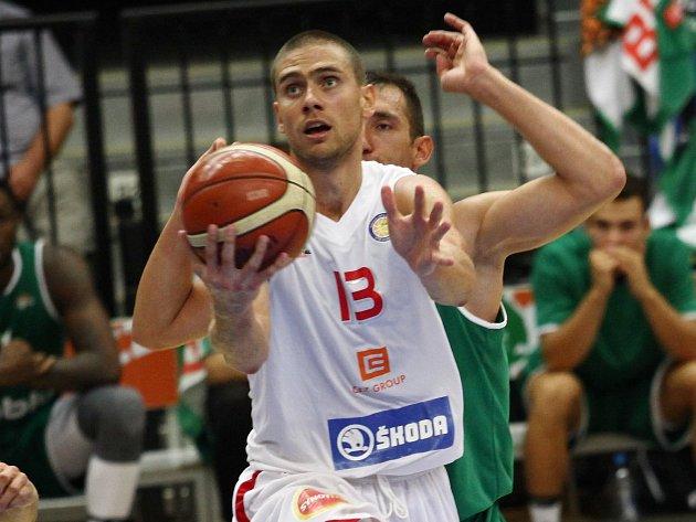 Jaka Brodnik je novým hráčem nymburského basketbalového mužstva.