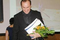 Reprezentant v kanoistice a trenér Petr Fuksa.