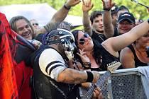 Festival Rock of Sadská se odehrál tradičně u Jezera.