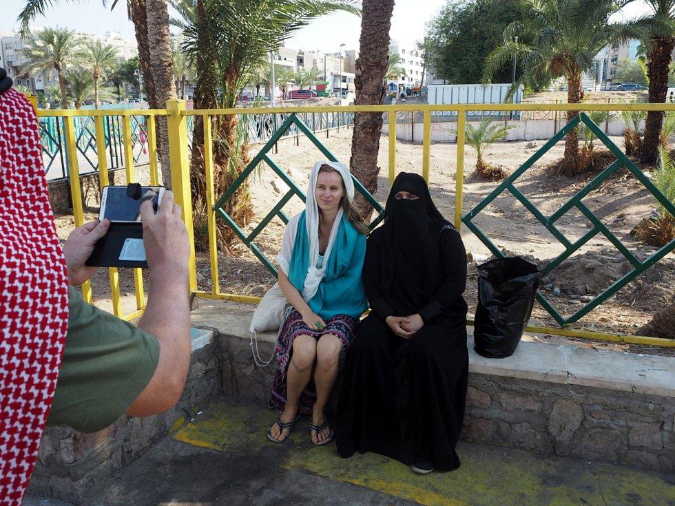 Z dalšího putování našeho spolupracovníka po Jordánsku.