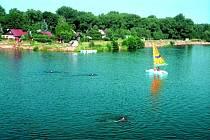 Jezero v Sadské