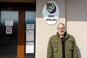 Starosta Opolan Jan Vojáček.