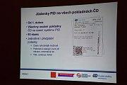 Novinky na železnici v nové turistické sezoně představili ve čtvrtek na tiskové konferenci na pražském hlavním nádraží zástupci Českých drah. Středočeského kraje a Prahy.