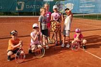 V Budiměřicích se daří tenisu
